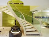 双梁卷板楼梯