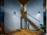 安全斜梁楼梯