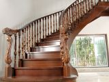 实木楼梯种类齐全